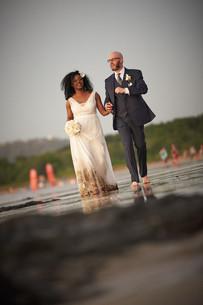 Wedding photographer at the Tamarindo Diria, Costa Rica