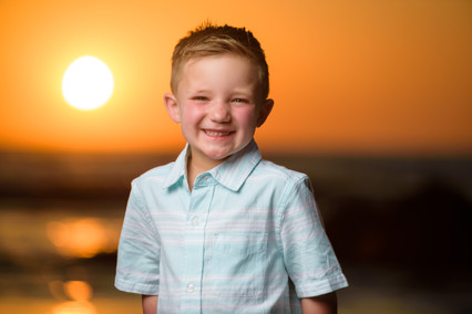 Family photography at JW Marriott, Costa Rica