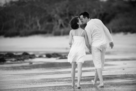 Couples photography at JW Marriott, Costa Rica