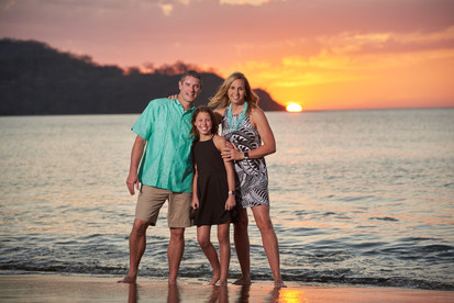 Family photographer at El Mangroove Hotel, Autograph Collection in Playa Panama, Costa Rica