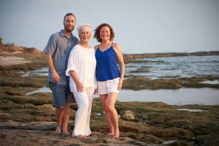 Family photography at the JW Marriott Guanacaste, Costa Rica