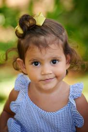 Kid's portrait in Tamarindo, Costa Rica