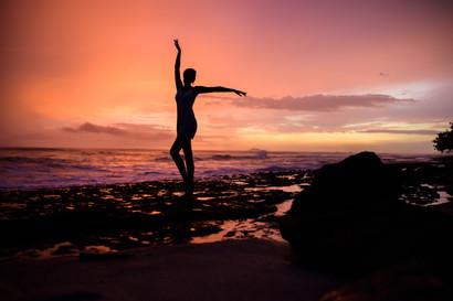 Sunset photographer in Tamarindo, Costa Rica
