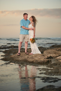 Wedding photography at the Occidental Tamarindo in Costa Rica