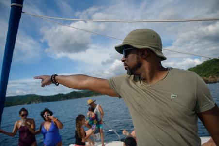 """Land Ho!"" with Panache Sailing in Playa Flamingo, Costa Rica"