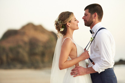 Wedding photography at RipJack Inn in Playa Grande, Costa Rica