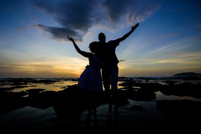 Couple's Photography in Tamarindo, Costa Rica