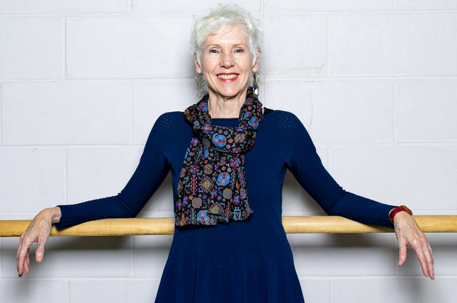 Victoria Morgan, Cincinnati Ballet's Creative Director