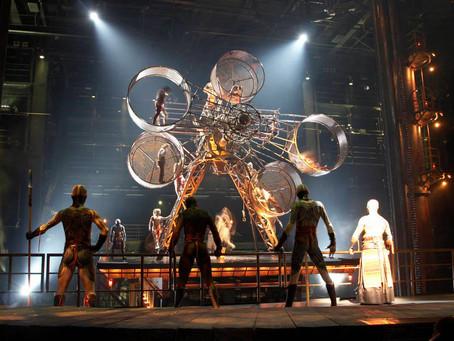 Las Vegas, prioridad para el regreso de Cirque Du Soleil en 2021.