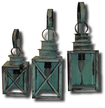 Box Lantern - Large