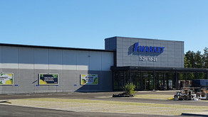 S-Market Isokyrö on avattu ⌂ S-Market Isokyrö har öppnat