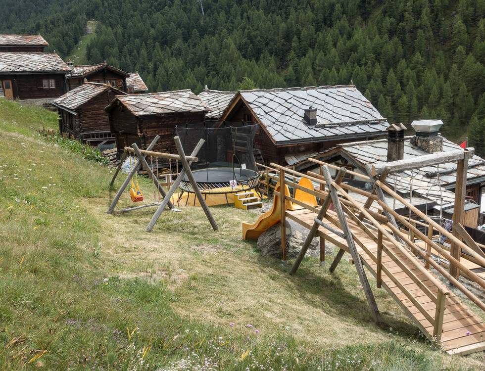 Restaurant Findlerhof Zermatt