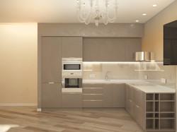 Гостиная Кухня Коридор 2