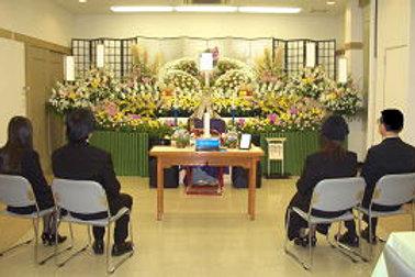 【葬儀】の出張(1日間)