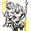 Thumbnail: 【シリアルナンバー付き100体限定納経ご朱印】〜見開き3面 四天王〜