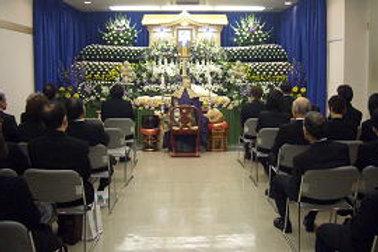 【通夜・葬儀】の出張(2日間)