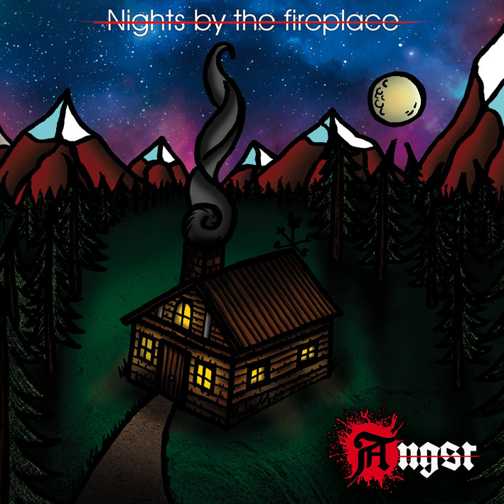 Angst - Nights By The Fireplace