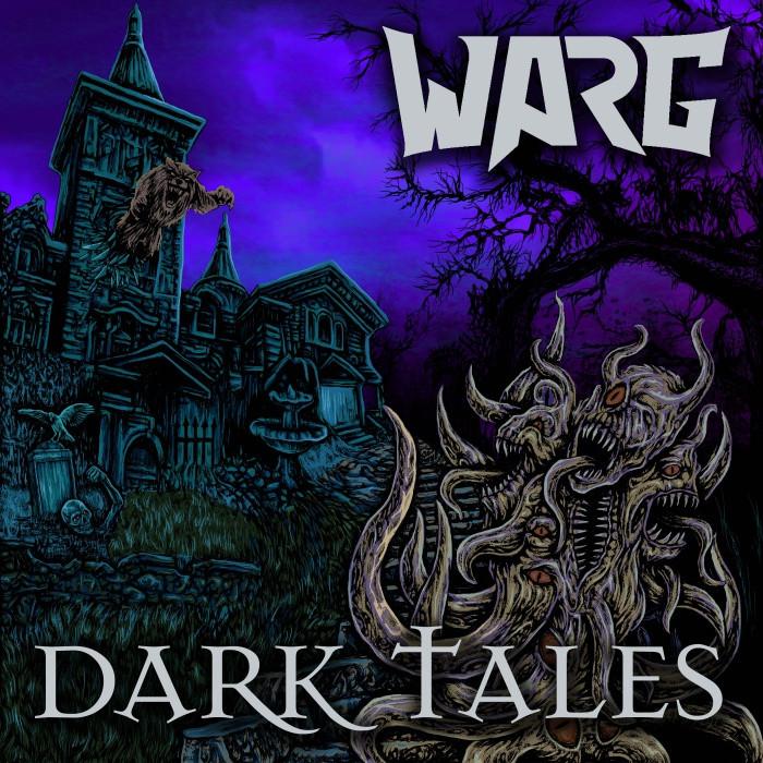 album 2019 epic thrash metal warg dark tales