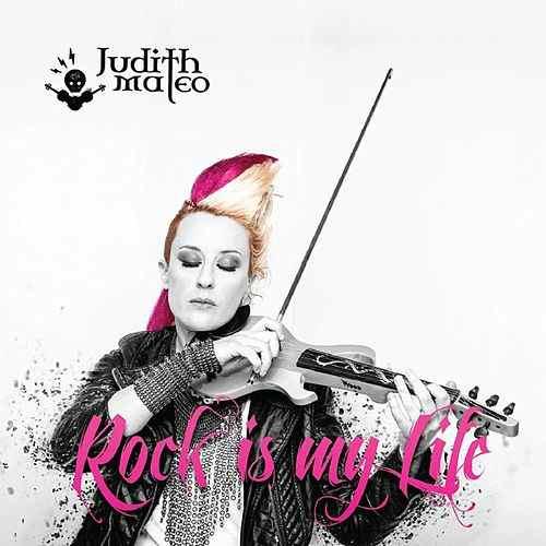 Judith Mateo. Album. Rock Is My Life