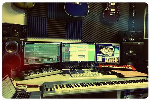 Estudio de composición y producción musical