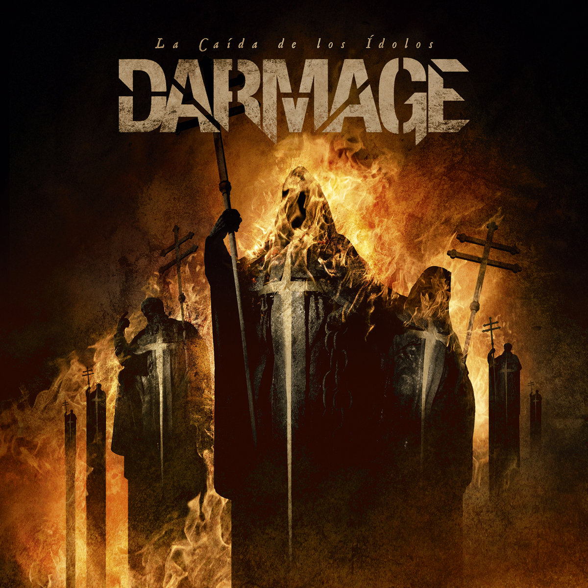 Darmage - La Caída De Los Ídolos