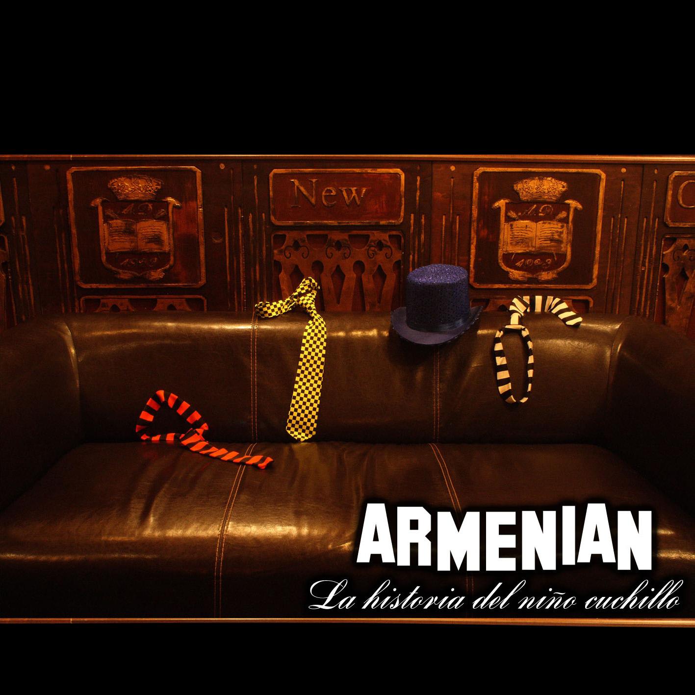 Armenian Historia del Niño Cuchillo