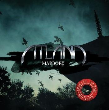 Atland - Marboré (Japan edition)