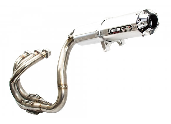 Trinity Racing Stage 5 Exhaust Full System w/Tunner