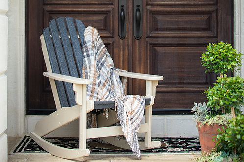 Shoreline Adirondack Rocking Chairs