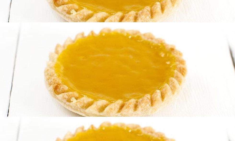 Lemon Curd Tarts (Pack of 3)