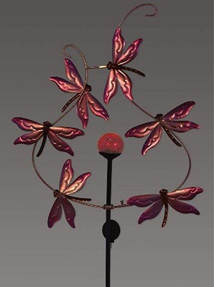 """Dragonfly Solar Spinner 81"""""""