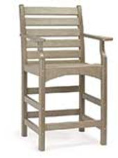 Piedmont Captain's Counter Chair