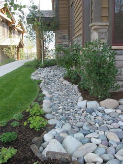 Dry Creek Beds & French Drains