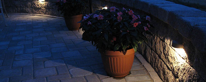 When it comes to lighting outdoor spaces, most tend to think of simply illuminating the exterior of a structure or property. One of the most underestimated aspects of landscape lighting is that it can actually extend living space physically as well as visually enhance your landscaping.