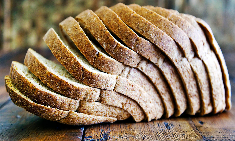 Large Wholemeal Sliced Loaf