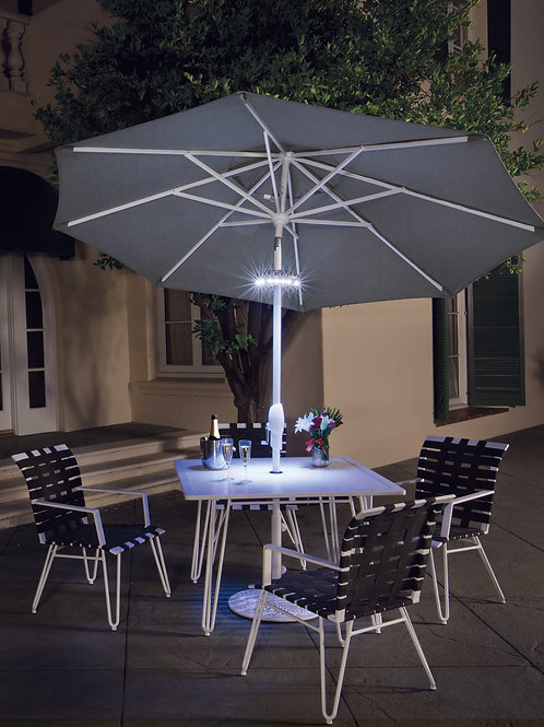 Umbrella Light with Bluetooth Speaker