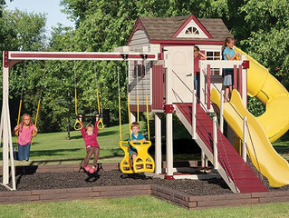 PREVENTING PLAYGROUND INJURIES Why is this important ?