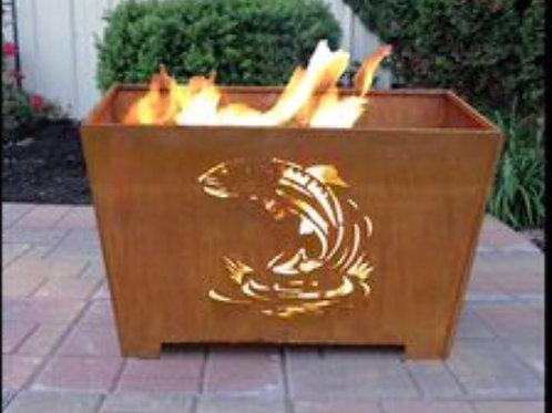 Fish Firebasket