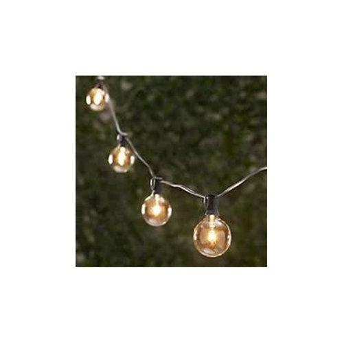 Party Lights 15 feet with 14 light bulbs