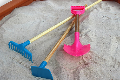 Sand Box Tool Kit