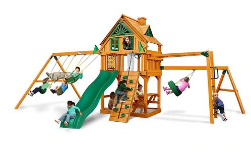 Homestead W/ Treehouse Add-on