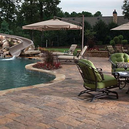 Belgard pavers are versatile and can be arranged in a multitude of styles and patterns for any application. Check out our resource guide for all the styles and patterns available.