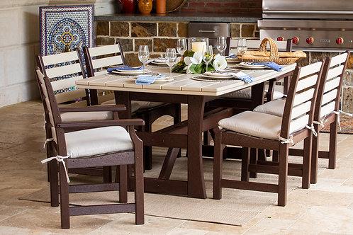 Piedmont 42″x70″ Dining Table