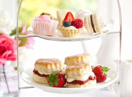 The Ultimate Afternoon Tea Competition