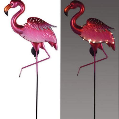 """Flamingo Solar Stake-47"""""""