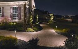 Outdoor Pathway Lighting