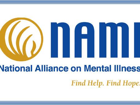 Mental Illness Awareness Week October 4th -10th, 2020