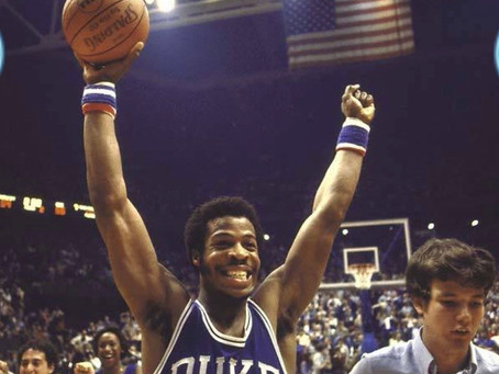 Daryl Bell: Philly's Gene Banks helped create the Duke mystique