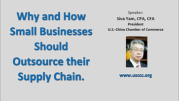 Webinar: Small Business' Supply Chain
