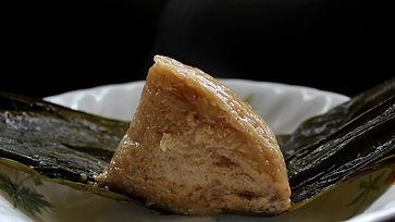 Dumplings from Chinese Dragon Boat Festival